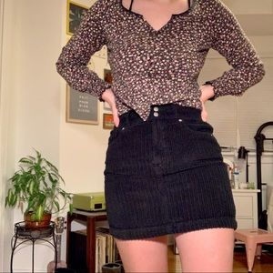 BDG Urban Outfitters Mini Skirt Sz S